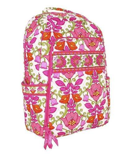 Vera Bradley Laptop Backpack (Lilli Bell) front-573004