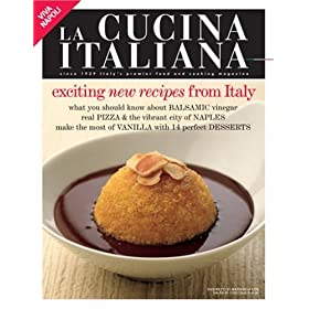 Magazine of La Cucina Italiana
