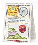 Abc Sing Along Flip Chart & Cd
