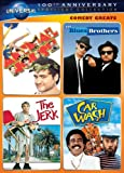 Comedy Greats Spotlight Collection (National Lampoon's Animal House / The Blues Brothers / The Jerk / Car Wash)