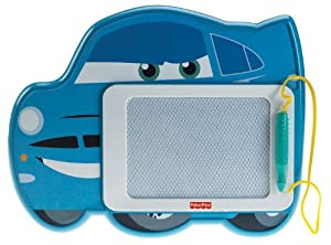Fisher-Price Kid-Tough Doodler Disney/Pixar Cars 2 McMissile Doodle Pad