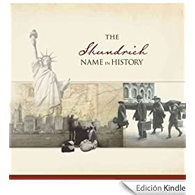The Skundrich Name in History