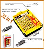 Jackly 32 in 1 Magnetic Screwdriver Tool Kit Image
