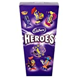 Cadbury Heroes Chocolate Carton 350g
