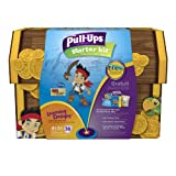 Huggies Pull-ups 4t-5t Learning Designs Training Kits Boys - 38 Count Jake the Pirate