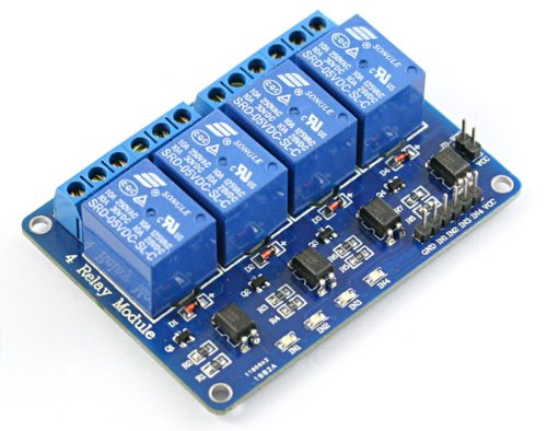 Arduino Your Home & Environment: Working with the SainSmart 5v Relay ...