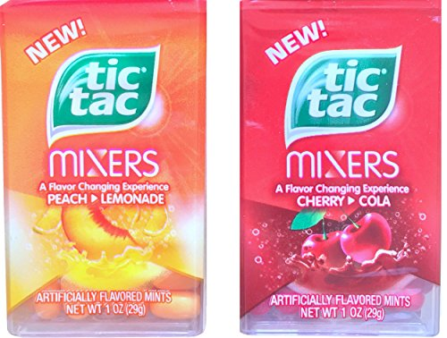 1-tic-tac-mixers-peach-lemonade-and-1-tic-tacs-mixers-cherry-cola-a-flavor-changing-experience