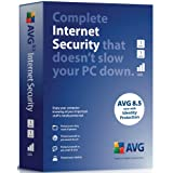 AVG 8.5 Internet Security 1 user 1 year 8.5 (PC CD)by AVG Technologies Ltd.