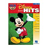 Hal Leonard Disney Hits - Violin Play-Along Volume 30 Book/CD