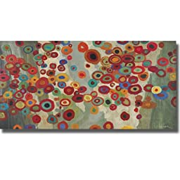 Artistic Home Gallery 1836639S Celebration by Don Li-Leger Premium Stretched Canvas Wall Art
