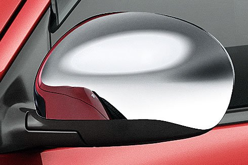 Chrome Stainless Steel Door Handle Covers Trim Kit 4 Piece Set for Nissan Juke