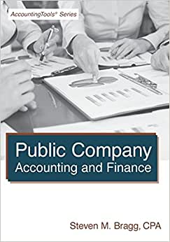 Public Company Accounting And Finance