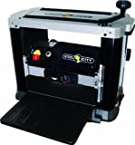 Home Improvement - Steel City Tool Works 40300H 13-Inch  Bench Top Portable Planer with Helical Cutter Head 2 Sided Inserts