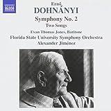 Dohnányi: Symphony No.2