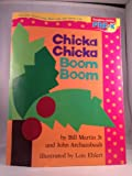 Chicka Chicka Boom Boom (Houghton Mifflin Pre-K)
