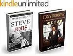 Tony Robbins and Steve Jobs: 2 in 1 b...