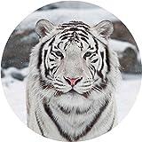 Weiß Tiger 4x 4Ersatzrad-Abdeckung (Aufkleber 560mm 55,9cm
