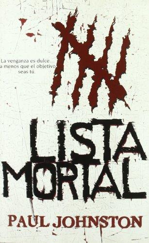 Lista Mortal descarga pdf epub mobi fb2