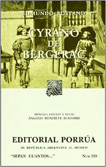 Cyrano de Bergerac (SC328) (Spanish Edition) (Spanish) Paperback