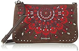 Desigual Elmira Selfy, Brown, One Size