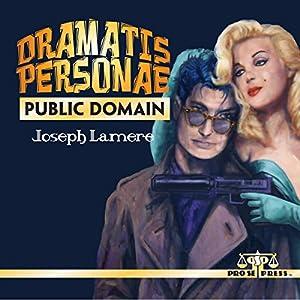 Dramatis Personae Audiobook