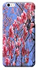 Fantastic Faye Case / Cover Satura Pink Spring Flower Cherry Blossoms Special Design Distinctive Unusual Cell Phone Cases For iPhone 6 (4.7) Hard Cases No.17