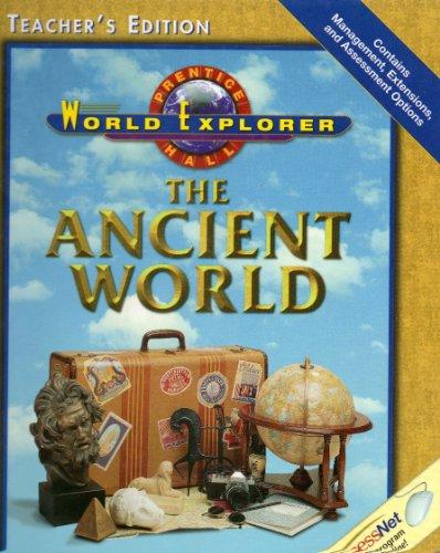 The Ancient World, Teacher Edition