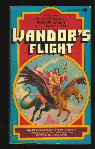 Wandor's Flight, ROLAND GREEN
