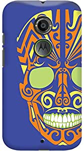Kasemantra Orange Tribe Case For Motorola Moto X2