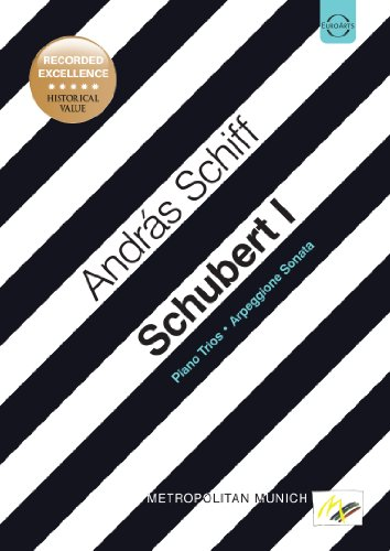 Andras Schiff Plays Schubert 1991 (Euroarts: 2066798) [DVD] [2012] [NTSC]