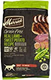 Merrick Grain Free Lamb and Sweet Potato Dry Dog Food, 25-Pound