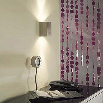 wandleuchte als up down strahler f r lichteffekte db651. Black Bedroom Furniture Sets. Home Design Ideas