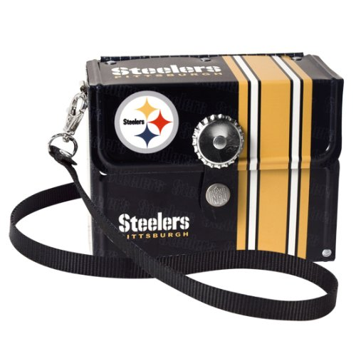 Pittsburgh Steelers Fanatic Purse at Amazon.com