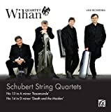 Schubert String Quartets No.13 in A minor 'Rosamunde' and No.14 in D minor 'Death and the Maiden' The Wihan Quartet