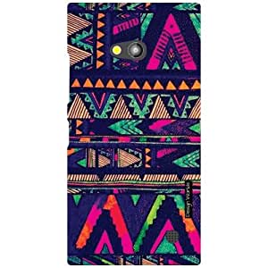Design Worlds Nokia Lumia 730 Back Cover - Designer Case and Covers