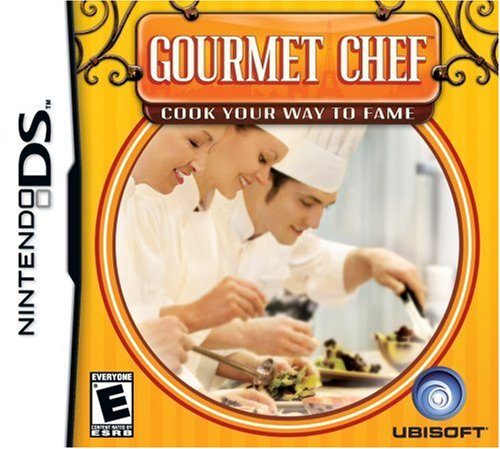 Gourmet Chef: Cook Your Way To Fame - Nintendo DS (Mix Master Move 2 compare prices)