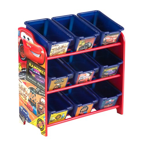 Cars Toddler Room front-996476