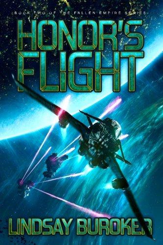 Honor's Flight (Fallen Empire) (Volume 2)