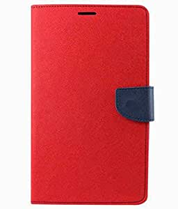 D'Clair Premium Combo of Merucry Flip cover and 32GBMicro SanDisk Memory Card for Samsung Galaxy S-Duos S7562
