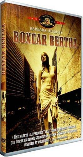 Boxcar Bertha [Francia] [DVD]
