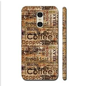 Enthopia Designer Hardshell Case Coffee Club Back Cover for Xiaomi Redmi Pro