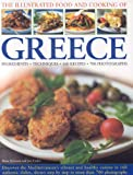 The Illustrated Food and Cooking of Greece (Illustrated Food & Cooking of) Jan Cutler