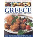 The Illustrated Food and Cooking of Greece (Illustrated Food & Cooking of)by Jan Cutler
