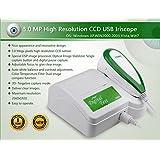 Huntmic NEW 5.0 MP High Resolution CCD USB Iriscope Iris Camera Eye Iriscope Equipment EH-900U