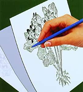 Buy Scratch Art Art And Craft Trace It White Transfer Paper Online At Low Prices In India