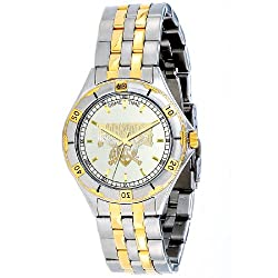MLB Men's MT-PIT General Manager Series Pittsburgh Pirates Watch