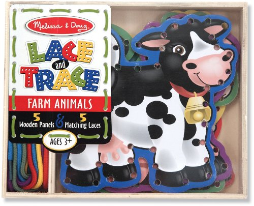 WMU Lace & Trace Farm - 1