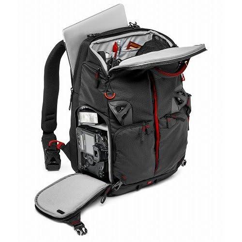 manfrotto カメラリュック Pro-lightコレクション PL 3N1-35スリングバックパック 14L エレメントカバー付属 三脚取付け可 PCスペース有 ブラック MB PL-3N1-35