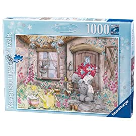 Ravensburger Me To You Cottage 1000 Piece Puzzle