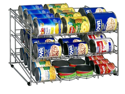 Organize It All Can Rack (1866W) (Can Shelf compare prices)